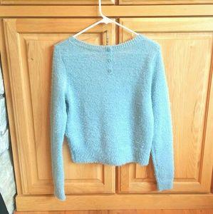 New Frenchi Eyelash Sweater